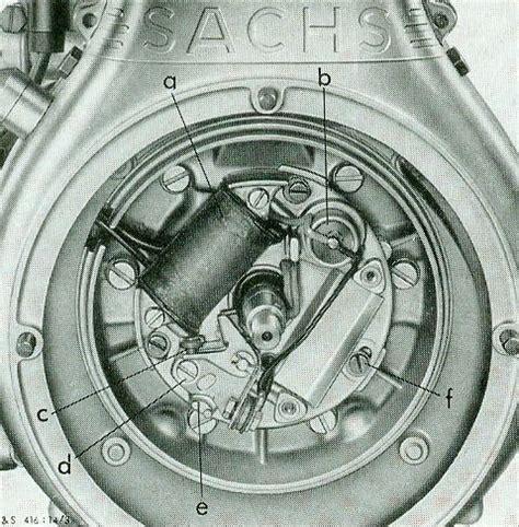 Sachs Motor Vergaser Einstellen by Fichtel Sachs Station 228 Rmotoren