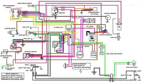 sch 233 ma electrique royal enfield bullet 2004 royal enfield le site