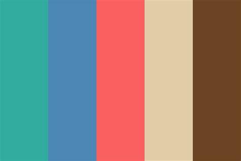 rock colors smooth rock color palette