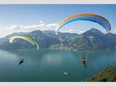 ARRIBA - skywalk Paragliders Light Blue Anchor Wallpaper