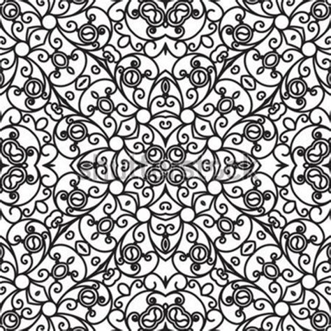 vintage pattern black and white vector vintage floral pattern black and white png www pixshark