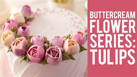 how to make a flower garden how to make buttercream flowers tulips