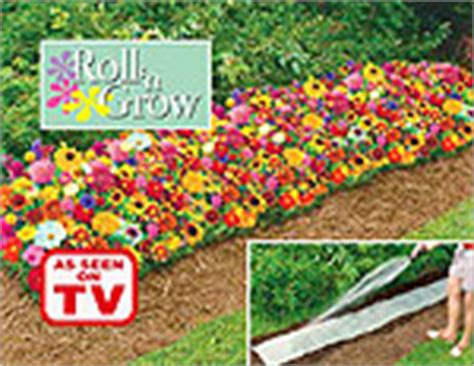 Flower Roll Out Mat by Roll N Grow As Seen On Tv Compare