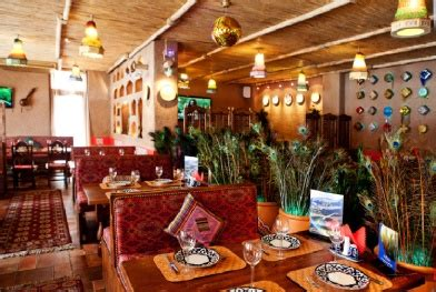 restaurant the pavlin mavlin tea house (khimki) в moscowе на Ресторан.Ру