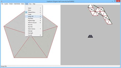 Origami Program - origami software free 28 images paper folding 3d free
