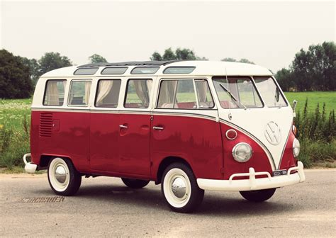 21 Window Vw by 21 Window Deluxe Volkswagen Type 2