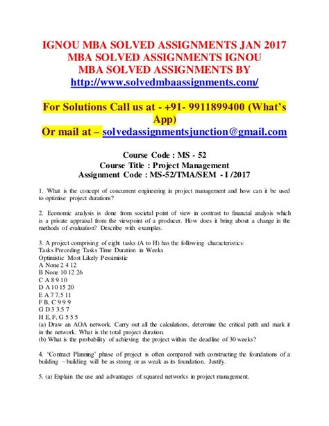 Smu Mba Assignments 2017 by Solved Mba Assignments Paragraphwriting X Fc2