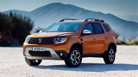 New Daster new 2018 dacia duster gets reviewed the next level is here