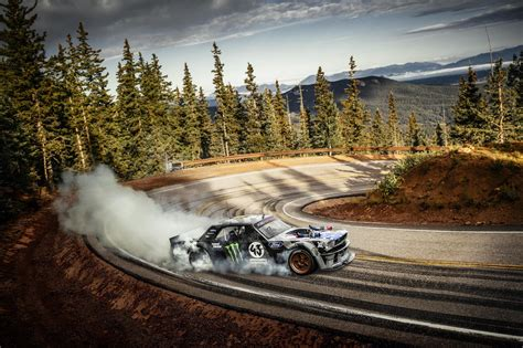 hoonigan mustang drifting ken block s drifting takes place on