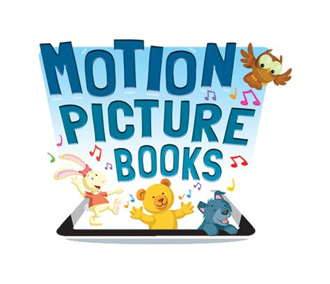 motion picture books motion picture storybooks