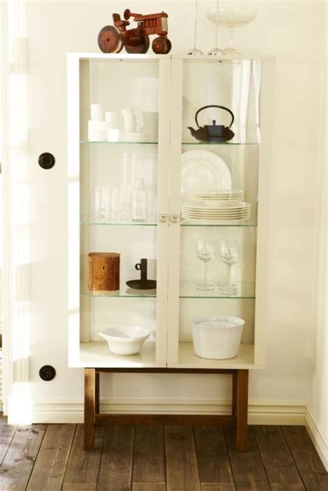 Stockholm Glass Door Cabinet Stockholm Glass Door Cabinet Beige