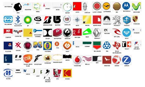 logo symbols quiz logo collection logo quiz answers level 2