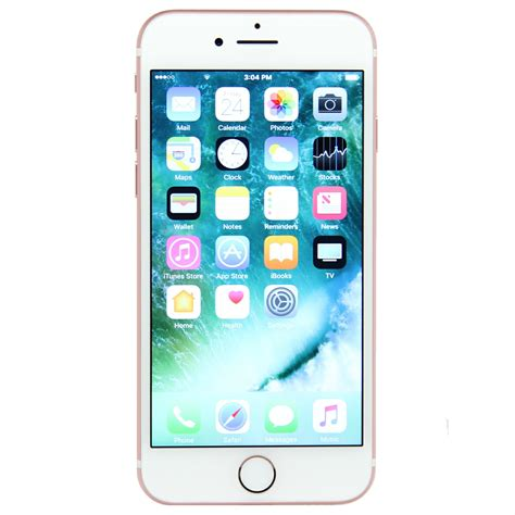 mobile iphone apple iphone 7 a1778 128gb smartphone gsm unlocked ebay