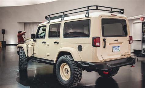 african safari jeep jeep wrangler africa concept built to safari news car