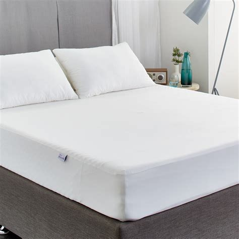 protect a bed king protect a bed fitted bamboo jersey mattress protector kb