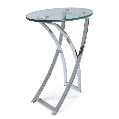 decorative accent tables living room furniture entrancing images of metal and glass accent