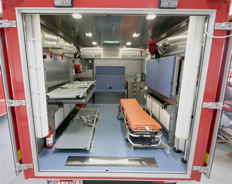 highly contagious patients transport ambulance deltamed