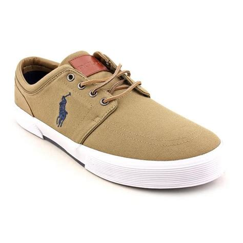 ralph athletic shoes polo ralph s faxon low canvas athletic shoe