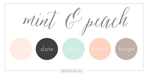 Neutral Colors List by Color Palettes Dinosaur Stew