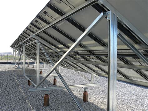 Solar Mounting Rack by Racking Manufacturer Survey Page 4 Of 8 Solarpro Magazine