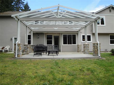 glass patio cover inspiration idea glass patio covers with home patio covers