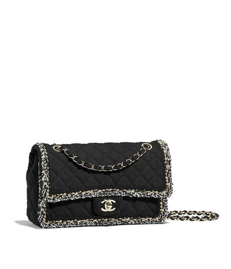 Handbag Classic Import Black chanel handbags black and gold handbags 2018