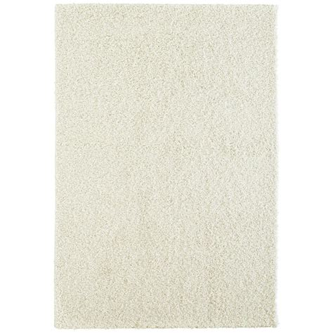 custom shag rugs lanart custom shag linen white 9 ft x 12 ft indoor area rug custshag912li the home depot
