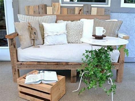 sofa holz kaffeetisch holz selber bauen paletten m 246 bel balkon