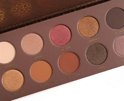Zoeva Eyeshadow Fix Review zoeva cocoa blend eyeshadow palette review photos swatches