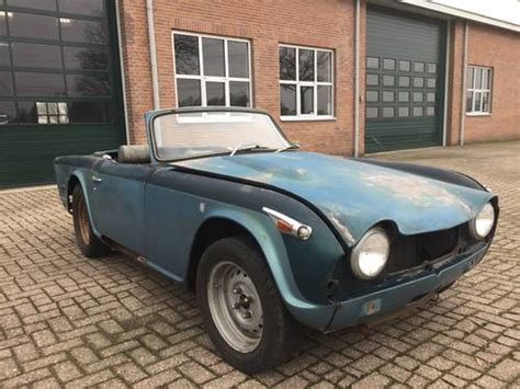 250 tr for sale 1968 triumph tr 250 for restoration for sale on car and