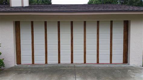 faux garage door faux wood garage door ocala faux finish