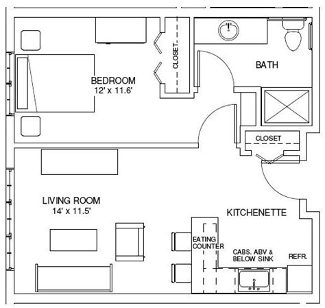 1 bedroom house floor plans one bedroom house plans one bedroom floorplans find house plans this is