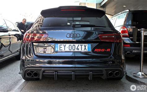 Audi Rs6 R by Audi Abt Rs6 R Avant C7 20 Avril 2016 Autogespot