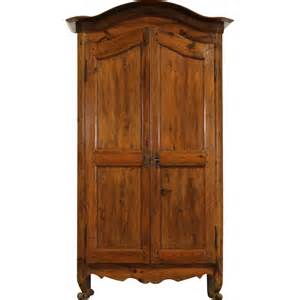 Provincial Armoire by Country Pine Provincial 1800 Antique Armoire Hewn