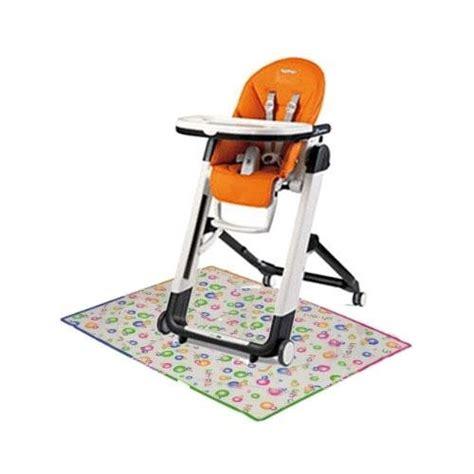 review peg perego siesta high chair with splat matt
