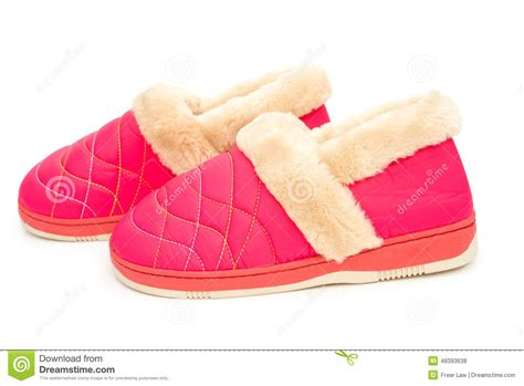 pair of pink shoes for stock photo image 49393638