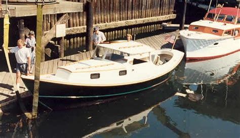 best seaworthy boats 27 st pierre dory one of the most seaworthy wood boats