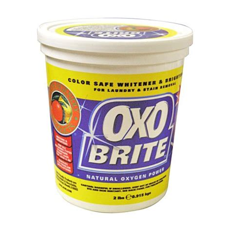oxo laundry cheap earth friendly products laundry oxo brite non chlorine powder 3 6 lbs of