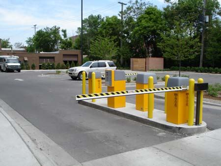 parking products barrier gates parking barrier