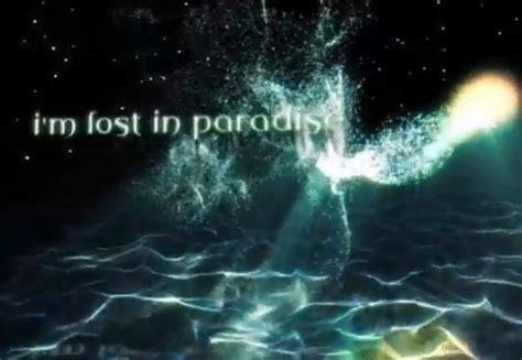 testo e traduzione paradise lost in paradise evanescence audio testo e traduzione