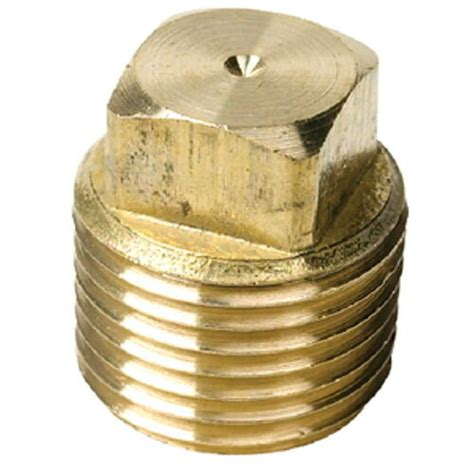 bayliner boat drain plug cast bronze garboard drain replacement plug for boats 1