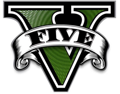 Grand Theft Auto 5 Logo Vector by Gta V Logo On Behance