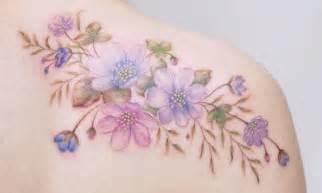 delicate floral tattoo designs by tattooist silo tattoobloq