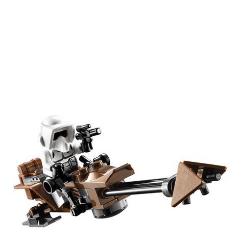 Best Produk Lego 9489 Endor Rebel Trooper Imperial Trooper Battl lego wars endor rebel trooper imperial trooper battle pack 9489 toys zavvi