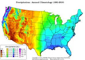 rainfall map prism climate chemical biological and