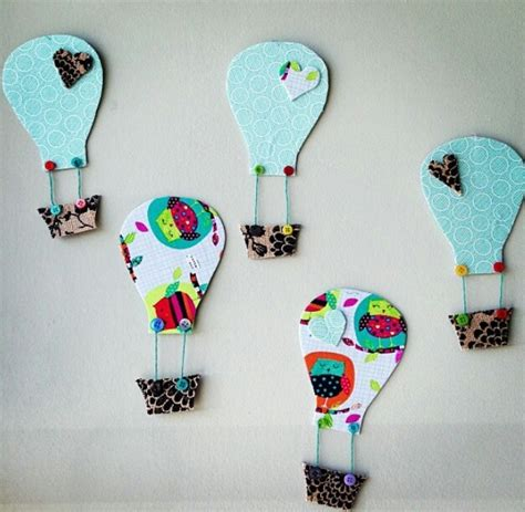 balloon crafts for air balloon craft crafts balloon