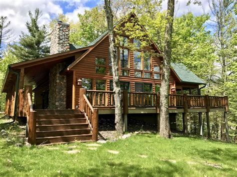 Cabin In Woods For Rent by Cabin In The Woods On Lake