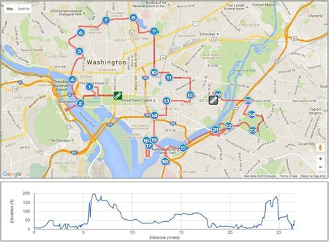 washington dc map my run washington dc map my run 28 images best half marathons