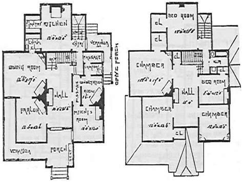 historic house floor plans house floor plans house