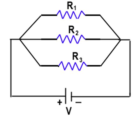 three resistors connected in parallel each carry currents labeled what is combination of resistors meritnation